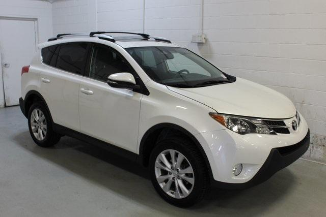 used 2014 Toyota RAV4 car, priced at $15,000