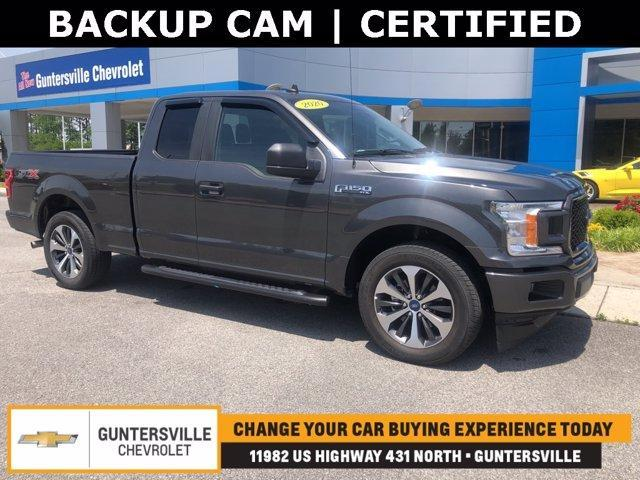 used 2020 Ford F-150 car, priced at $39,758