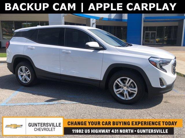 used 2018 GMC Terrain car, priced at $26,163