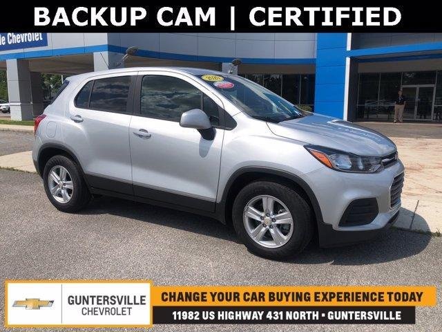 used 2020 Chevrolet Trax car, priced at $24,043