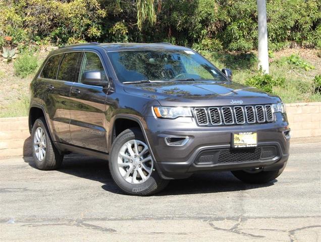 new 2021 Jeep Grand Cherokee car, priced at $41,705
