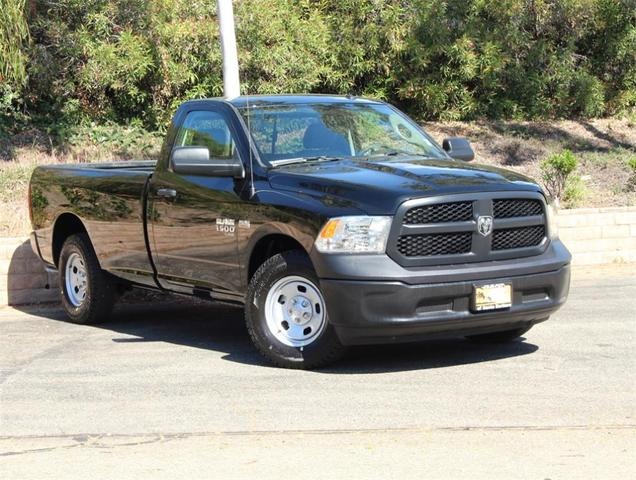 new 2021 Ram 1500 Classic car, priced at $33,430