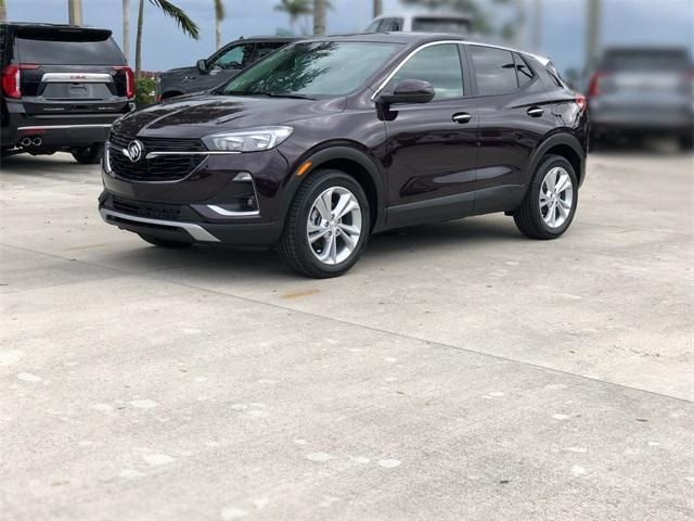 new 2021 Buick Encore GX car, priced at $23,628