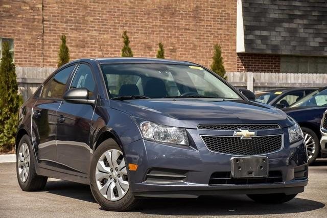 used 2013 Chevrolet Cruze car, priced at $7,589