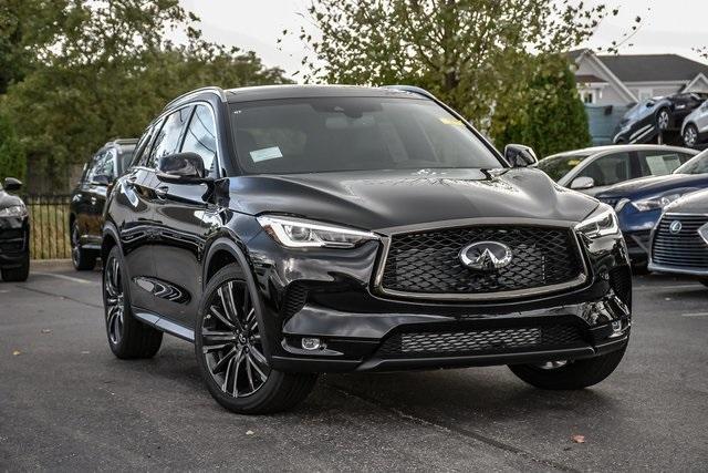 new 2021 INFINITI QX50 car, priced at $43,621