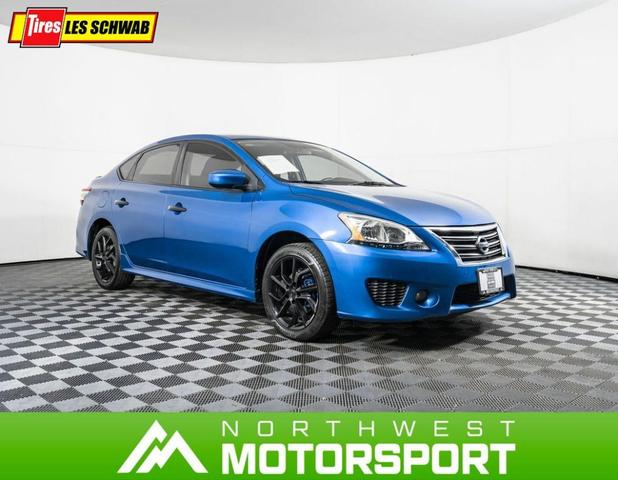 used 2014 Nissan Sentra car, priced at $11,999