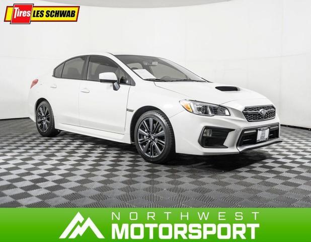 used 2020 Subaru WRX car, priced at $34,999