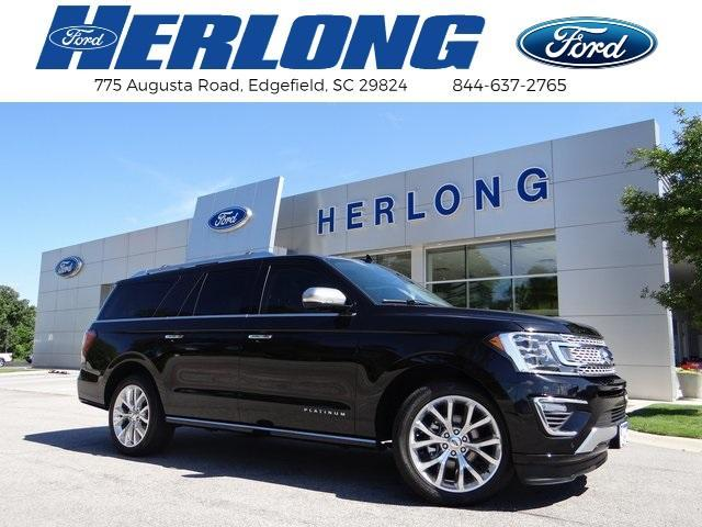 used 2019 Ford Expedition Max car, priced at $68,880
