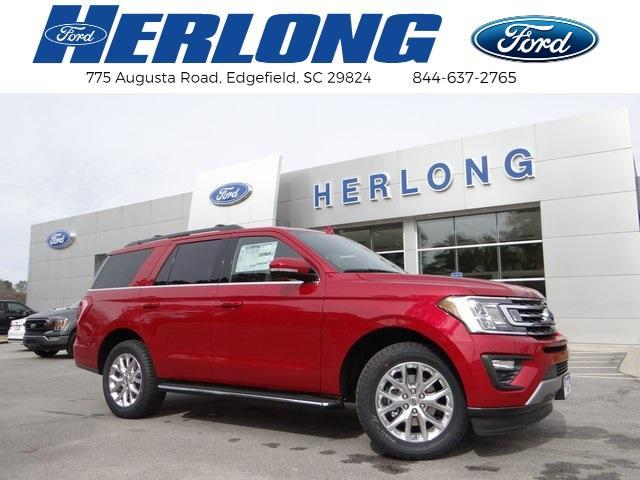 new 2021 Ford Expedition car, priced at $61,440