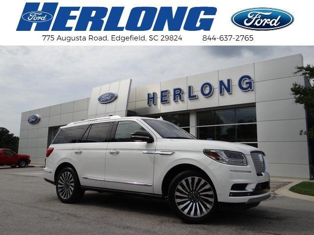 used 2020 Lincoln Navigator car, priced at $82,980