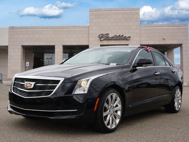 used 2016 Cadillac ATS car