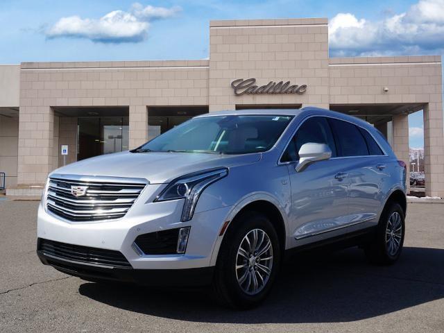 used 2018 Cadillac XT5 car