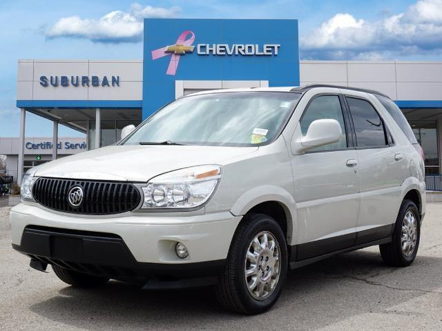 used 2007 Buick Rendezvous car, priced at $5,490