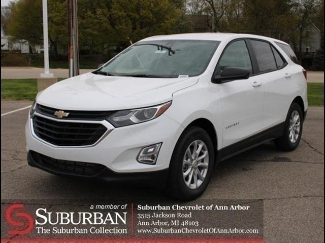 new 2021 Chevrolet Equinox car, priced at $26,346