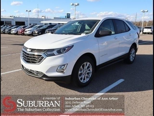 new 2021 Chevrolet Equinox car, priced at $26,180