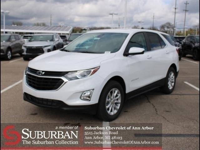 new 2021 Chevrolet Equinox car, priced at $30,181
