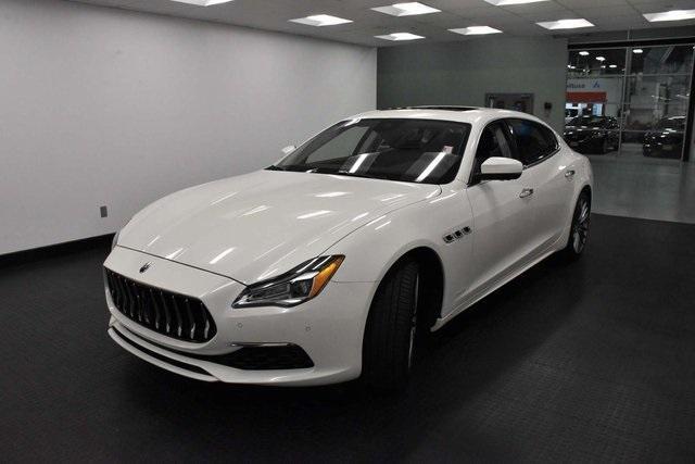 used 2020 Maserati Quattroporte car, priced at $88,900