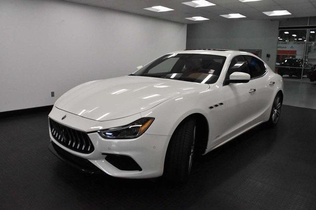 used 2018 Maserati Ghibli car, priced at $54,900