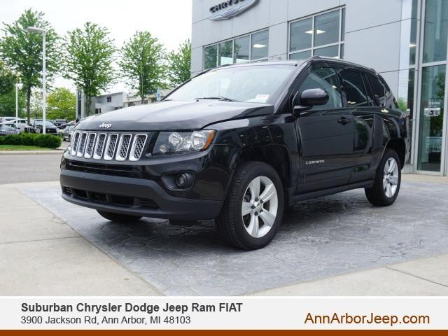 used 2016 Jeep Compass car, priced at $11,000