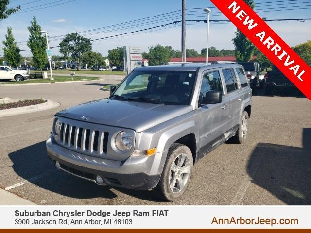 used 2016 Jeep Patriot car, priced at $16,500