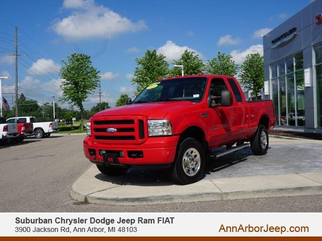 used 2005 Ford F-250 car, priced at $12,499