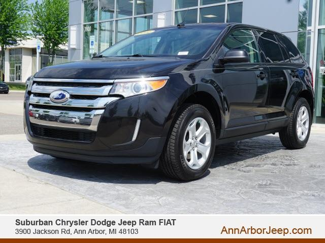used 2014 Ford Edge car, priced at $14,900