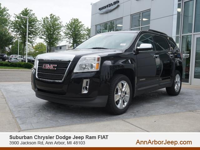 used 2015 GMC Terrain car, priced at $13,800