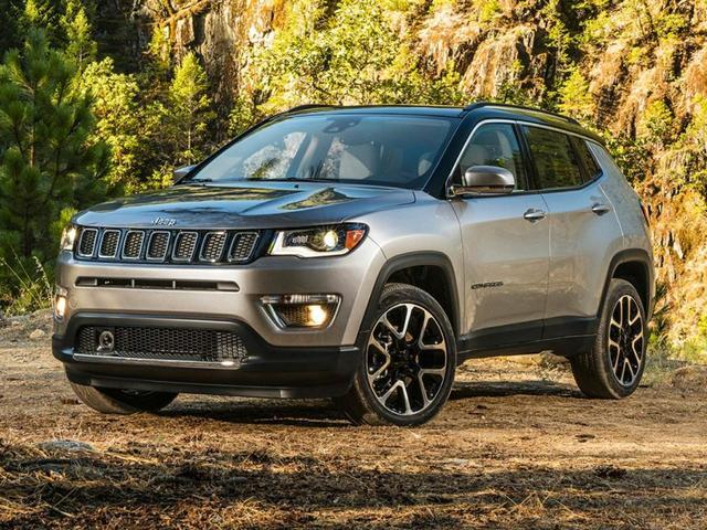 used 2020 Jeep Compass car