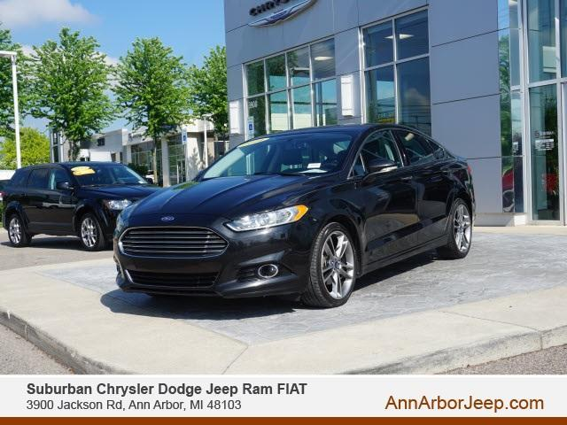 used 2014 Ford Fusion car, priced at $15,000