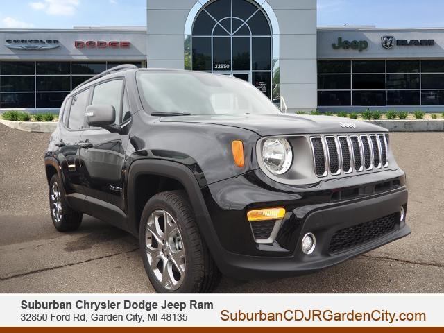 new 2020 Jeep Renegade car, priced at $23,358
