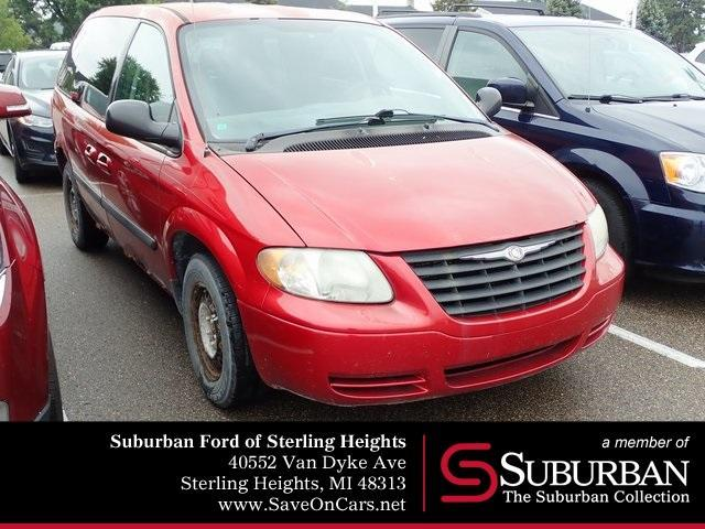 used 2006 Chrysler Town & Country car, priced at $2,500