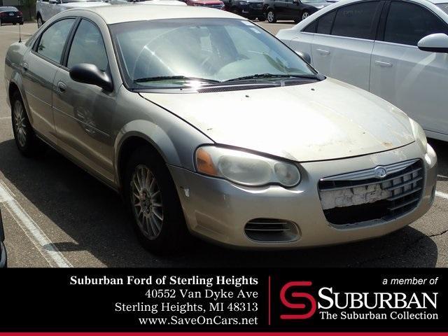used 2005 Chrysler Sebring car, priced at $1,900