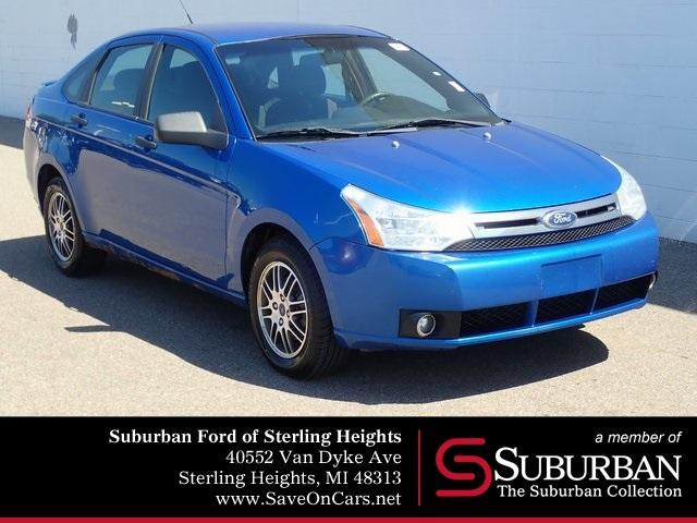 used 2011 Ford Focus car, priced at $4,500
