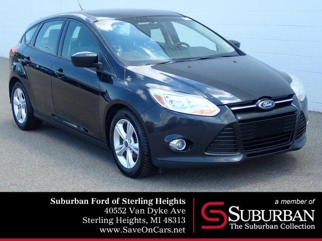 used 2012 Ford Focus car, priced at $4,900