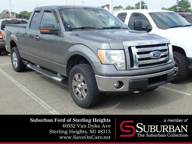 used 2009 Ford F-150 car, priced at $3,900