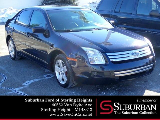 used 2008 Ford Fusion car, priced at $2,500