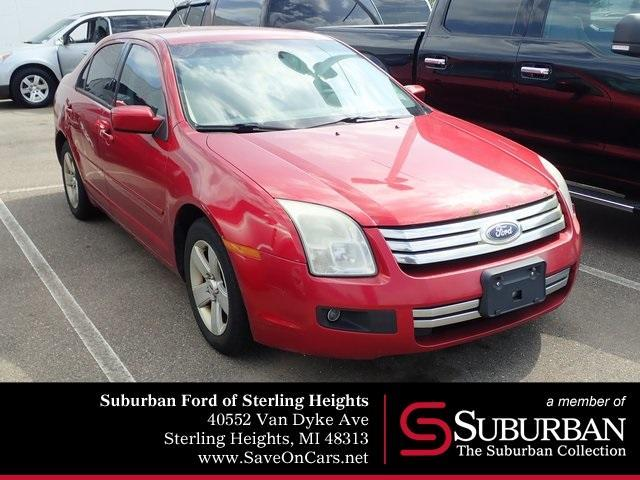used 2007 Ford Fusion car, priced at $2,300