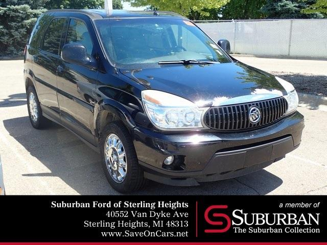 used 2006 Buick Rendezvous car, priced at $3,200