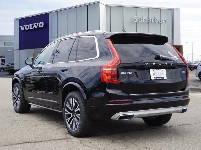 new 2021 Volvo XC90 car, priced at $52,242
