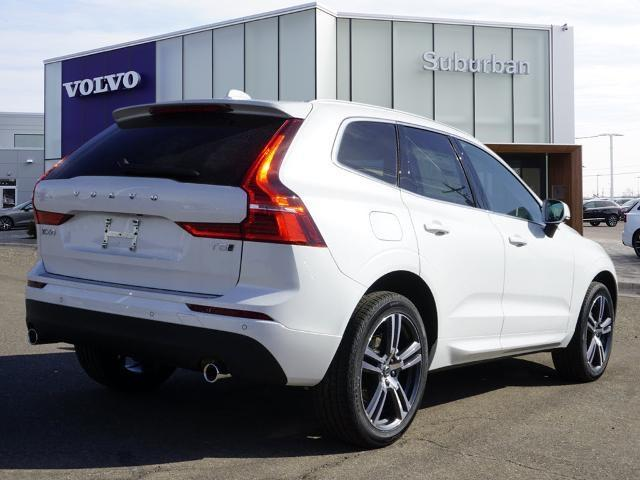 new 2021 Volvo XC60 car, priced at $46,634