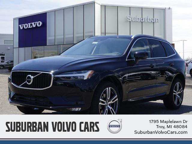 new 2021 Volvo XC60 car, priced at $47,382