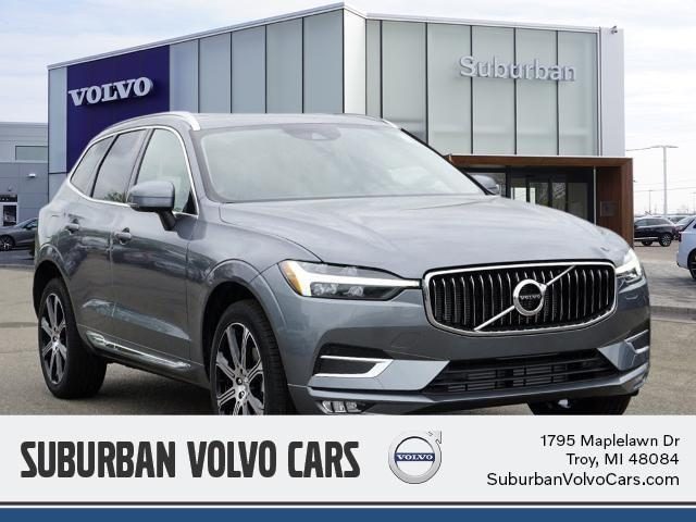 new 2021 Volvo XC60 car, priced at $53,146