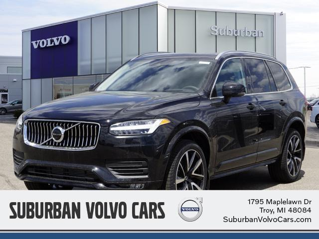 new 2021 Volvo XC90 car, priced at $58,642