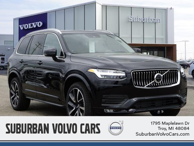 new 2021 Volvo XC90 car, priced at $59,172