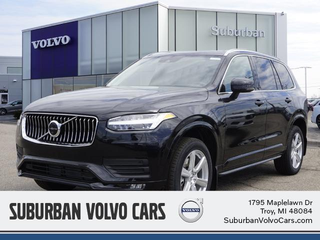 new 2021 Volvo XC90 car, priced at $57,873
