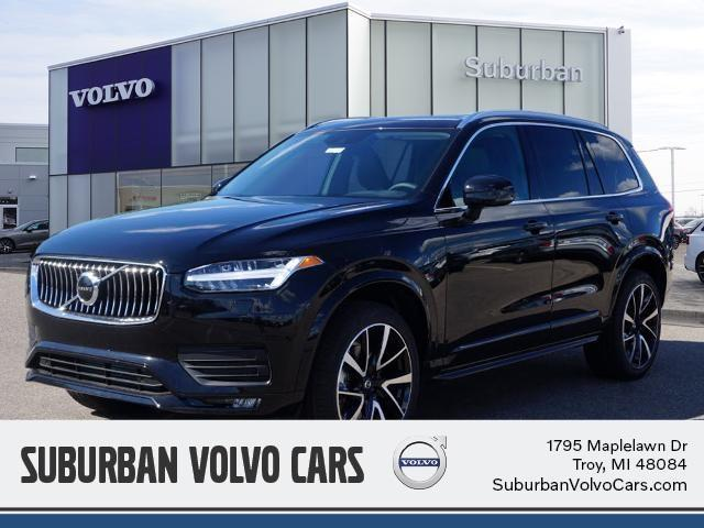 new 2021 Volvo XC90 car, priced at $57,151