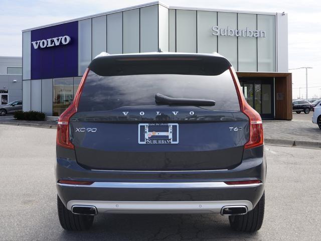 new 2021 Volvo XC90 car, priced at $63,727
