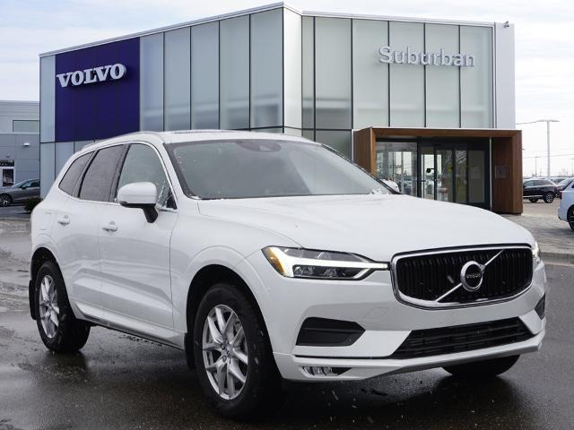 used 2021 Volvo XC60 car, priced at $45,635