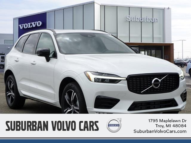 new 2021 Volvo XC60 car, priced at $52,675