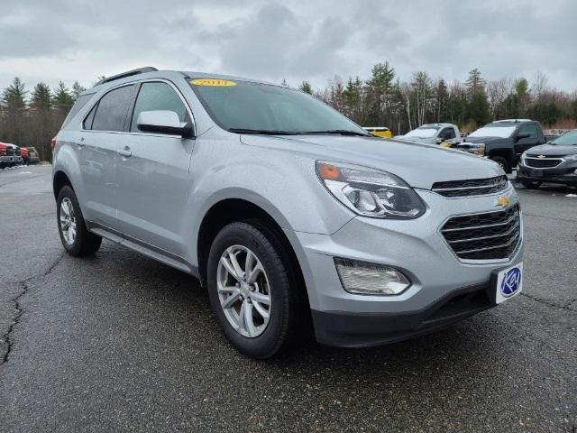 used 2017 Chevrolet Equinox car, priced at $19,242